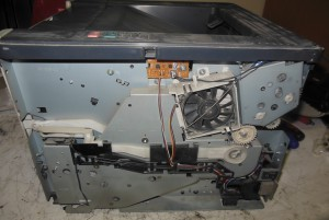 ремонт принтера HP LJ 1320