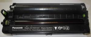 Ремонт блока барабана принтера Panasonic - грязная печать