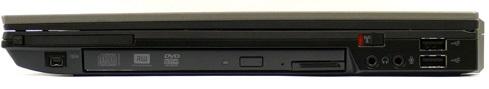 Dell Lattitude E6410 вид справа