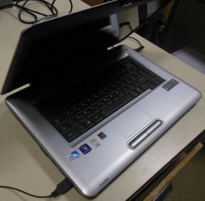 Ноутбук Toshiba L450-12g БУ