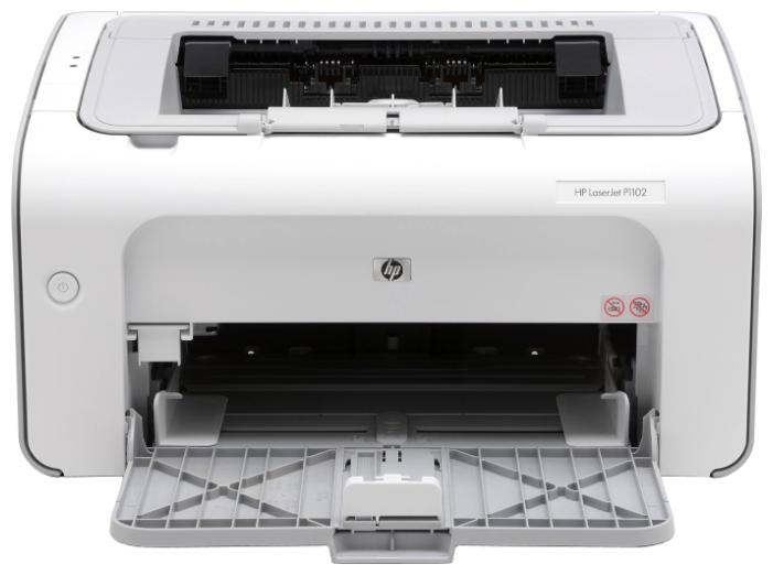 Компактный принтер  БУ HP LJ p1102