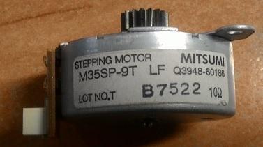 двигатель сканера HP LJ M2727