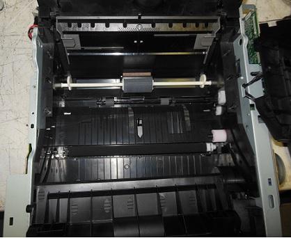 ремонт подачи бумаги ricoh sf100