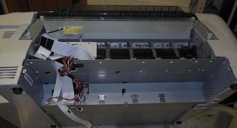 Epson plotter repair