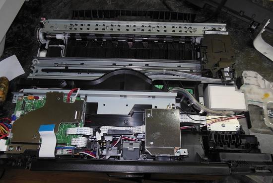 Brother MFC-J3520 готов к ремонту
