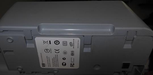 Разборка HP Photosmart C5283