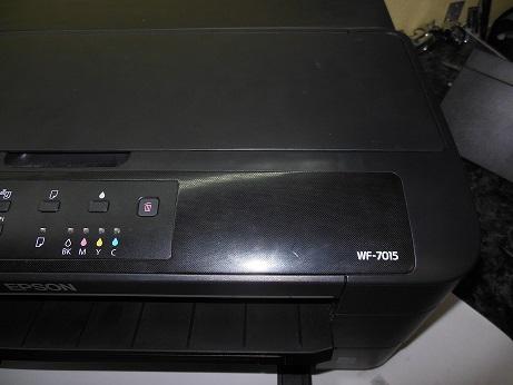 разборка Epson WF-7015 -2