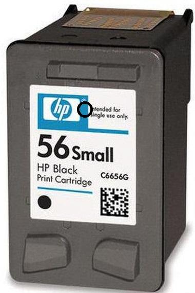 HP56 refilling