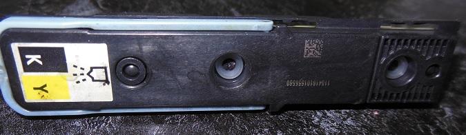 Головка HP940 разборка