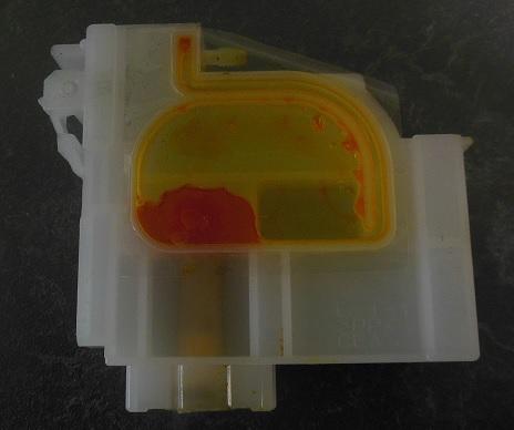 ремонт подачи чернил Epson L200, L210, L220, L800