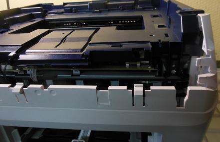Разборка Xerox 6015