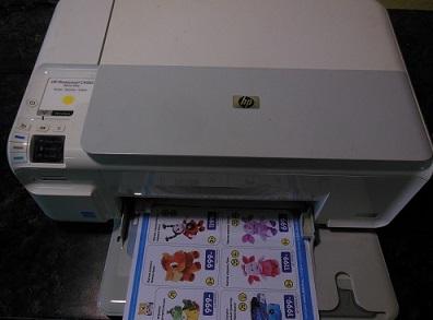 ремонт HP C4583