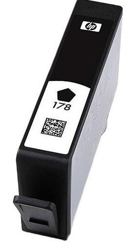 Заправка черного картриджа HP 178 655 920