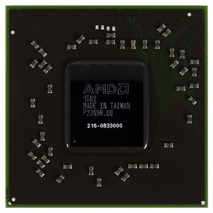 Toshiba C870 видеочип