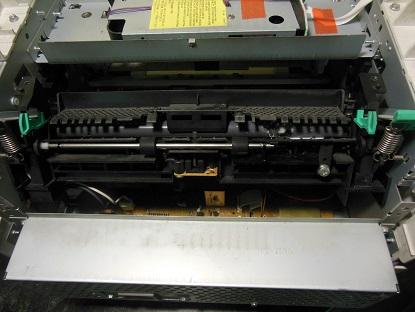 Замена термопленки Canon MF3228