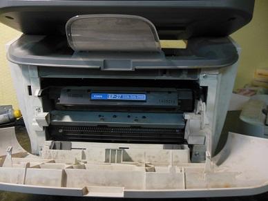 Разборка и ремонт Canon LaserBase MF-3228
