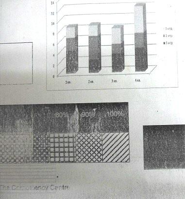 снег не картинке при печати Samsung ML-1665