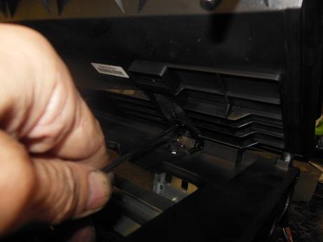 Разборка HP Officejet Pro 8500a снимаем сканер