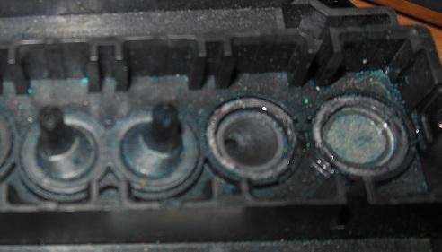 устройство головок под фильтром