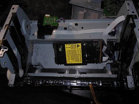 разборка HP M1522n