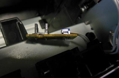 ремонт 3 датчика бумаги Brother MFC-6910dw