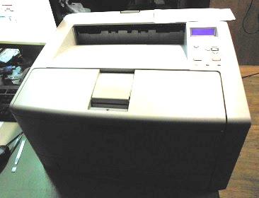 Ремонт HP LJ 5200 dtn