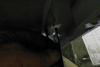 разборка DCP-7030 снятие лифта