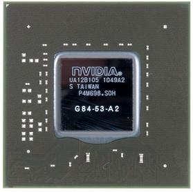 G84-53-A2 видеочип GeForce 8800 GT