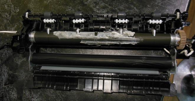 ремонт печки Samsung Xpress M2070w