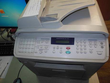 ошибка лазера ремонт Xerox PE 120i