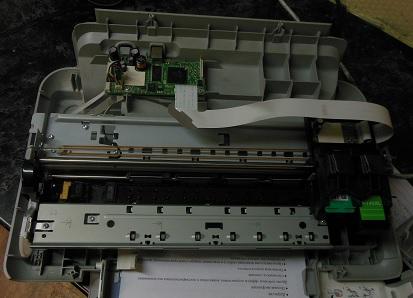 Разборка HP С4283-4