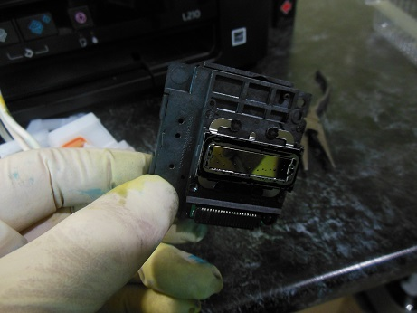 печатающей головки Epson L110-L210-L350