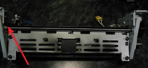 разборка печки P2055 и ремонт