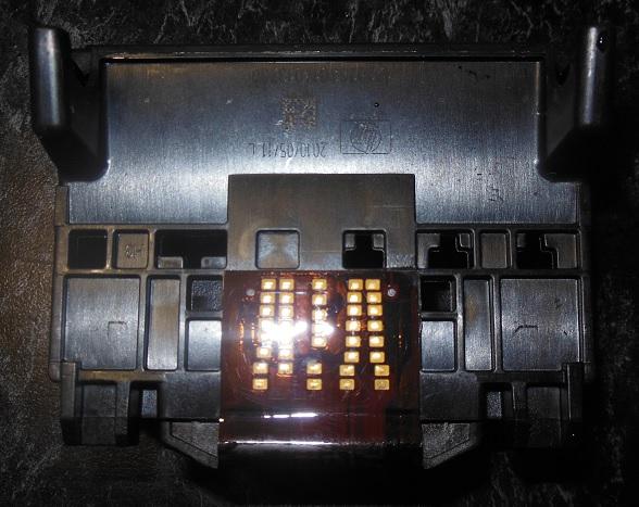 комнакты печатающей головки HP