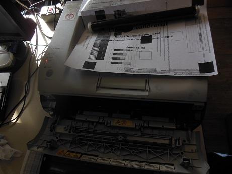 Brother HL-2030R ремонт