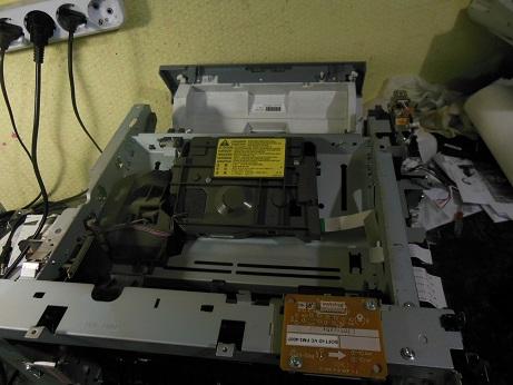 canon ir 1133a доступ к лазеру