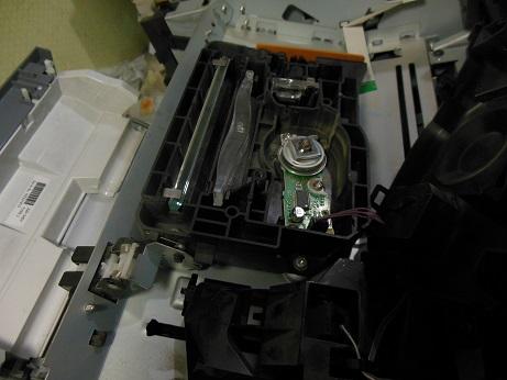 canon ir 1133a запыленная оптика