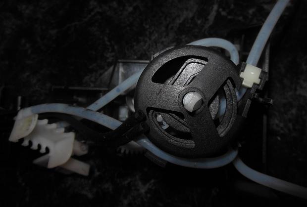 чернильный насос HP 5525