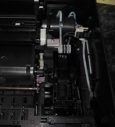 Ремонт HP DJ 4615-3525