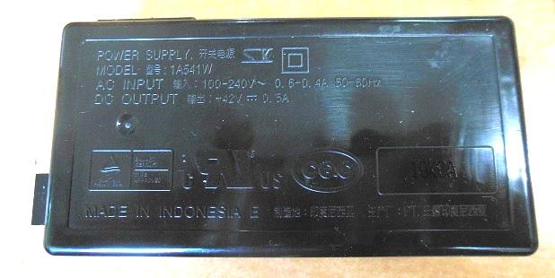 блок питания Epson SX430W 1A541W
