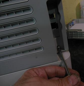 ремонт и разборка HP LJ Color 2600n