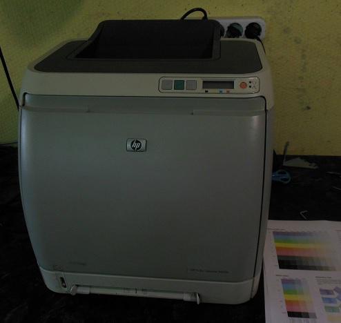 Ремонт HP2600n