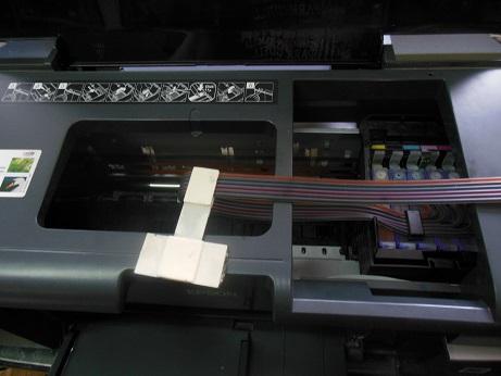 Ремонт Epson T50