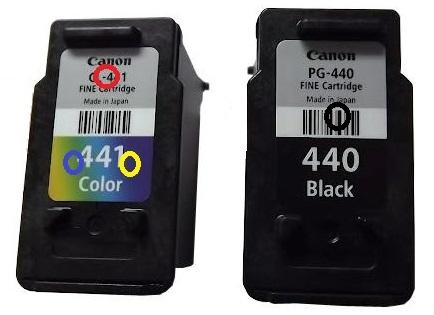 заправка Canon PG-440/CL-441