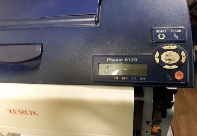 Ремонт Xerox Phaser 6120