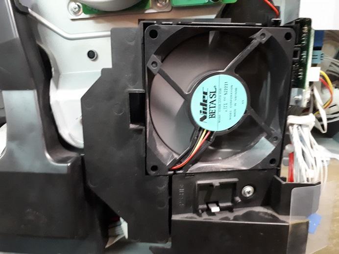 Ремонт соленоида Xerox Phaser 6120