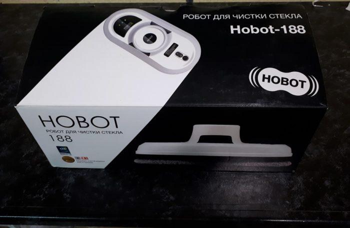 Роботы пылесосы Hobot