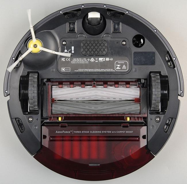 робот пылесос быстро разряжается