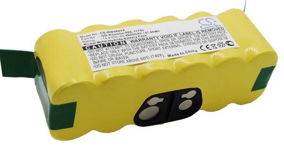 быстро разряжается батарея пылесоса
