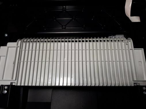 Верхняя крышка доступа к картриджу Brother DCP-1512r